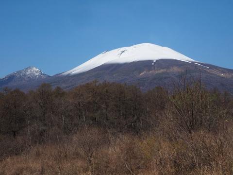 浅間山180419