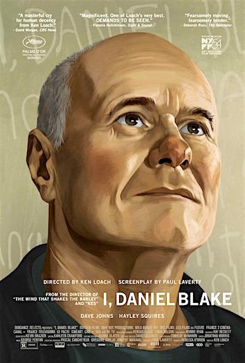 Daniel Blake Poster