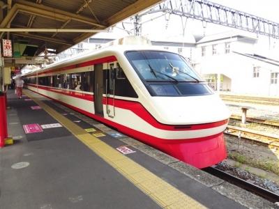 東武鉄道特急りょうもう