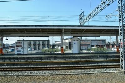 東武栗橋駅