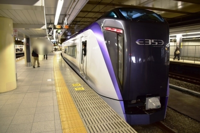JR東日本E353系スーパーあずさ