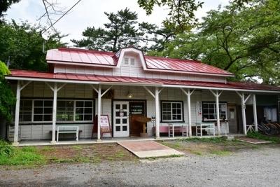 芦野公園駅旧駅舎