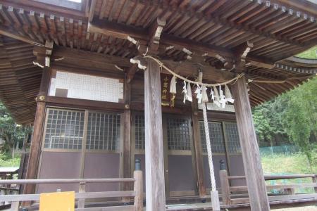 諏訪岳~唐沢山~浅間山 (39)こまつ神社s