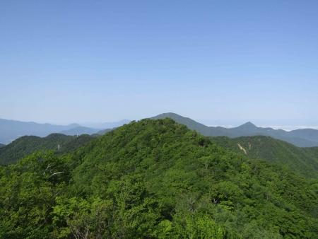 180527三ツ峠山~本社ヶ丸 (60)s