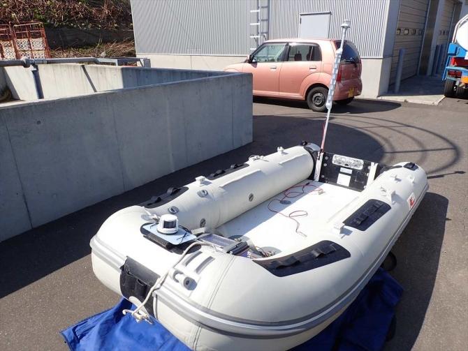船検 ゴムボート