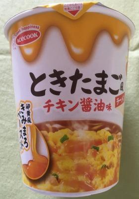 エースコック ときたまご風ラーメン チキン醤油味 2