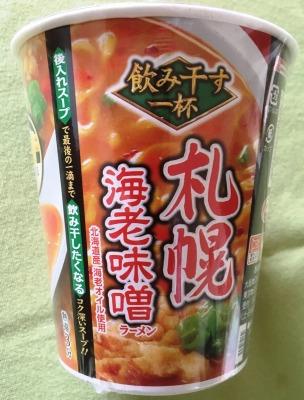 エースコック 札幌海老味噌ラーメン