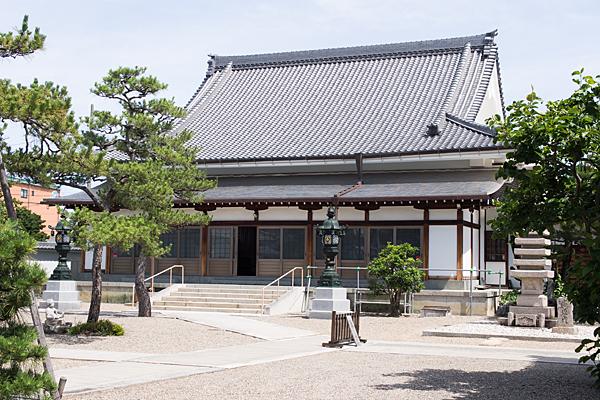 千種区上野の永弘院を訪ねる - ...
