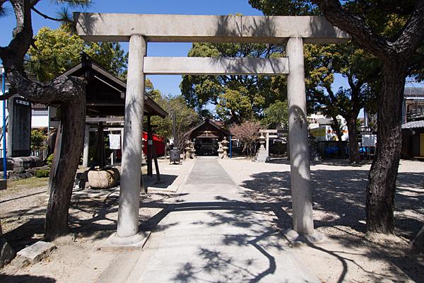 豊2伝馬神明社