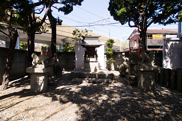 豊2伝馬神明社稲荷社