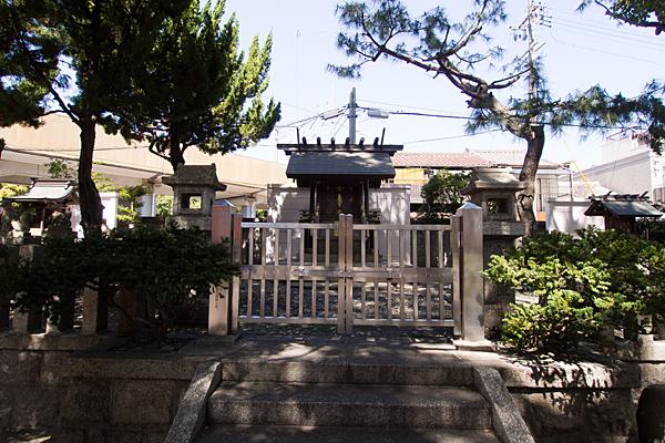 豊2伝馬神明社本社