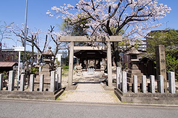 戸部下神明社