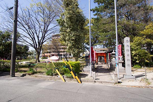 忠次稲荷神社