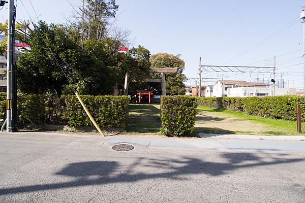 加福神明社
