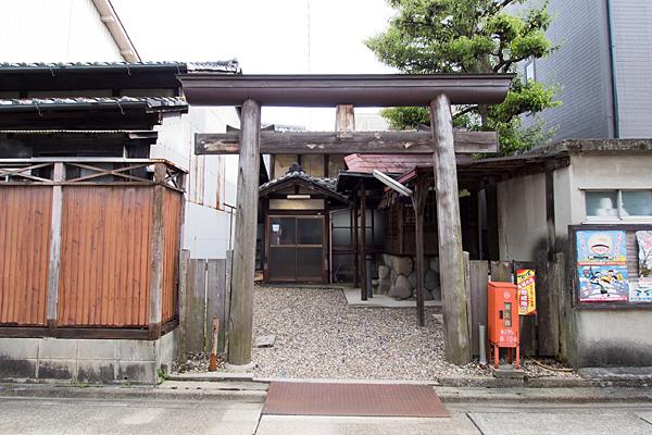 笠取町天王社