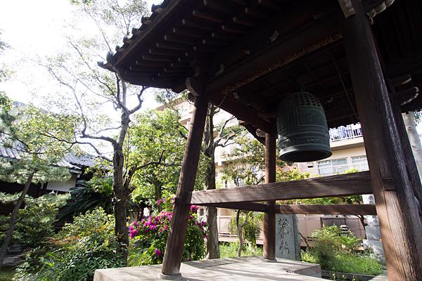 円福寺鐘楼