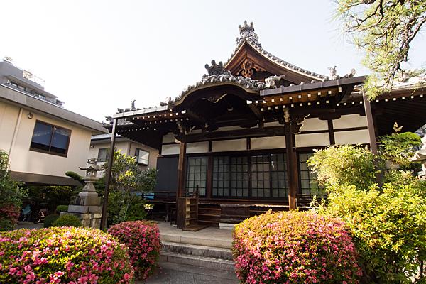 三喜神社本殿