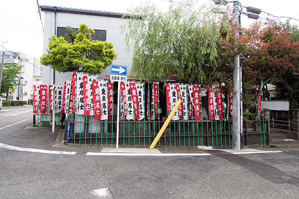 南堀越神明社