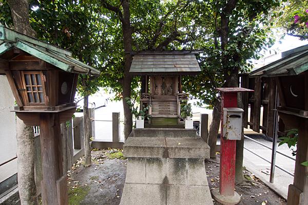 南堀越神明社の社