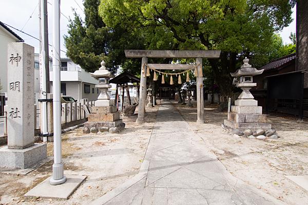 堀越神明社
