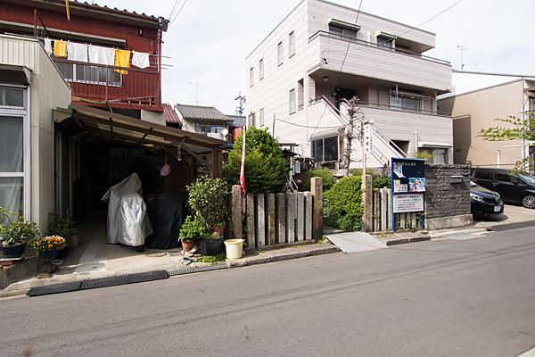 天塚町神明社外観