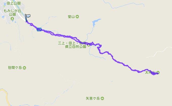 1709-00a-太神山-軌跡