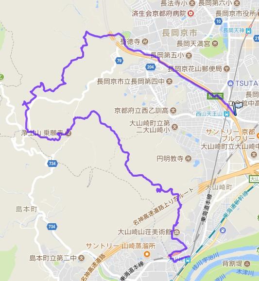 1802-00a-天王山-軌跡