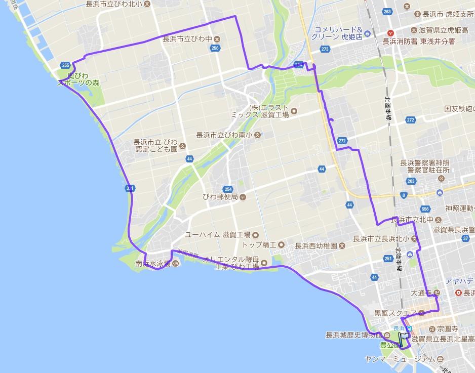 1805-00-長浜2日目-軌跡