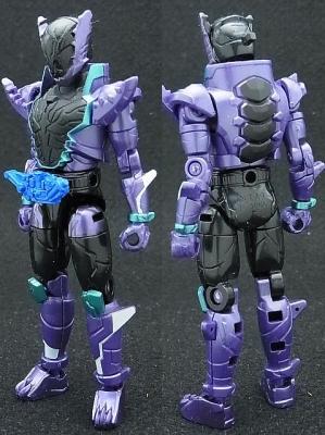 仮面ライダーローグ03