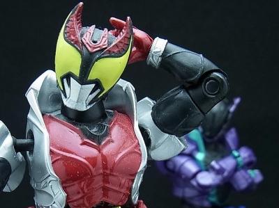 仮面ライダーローグ09