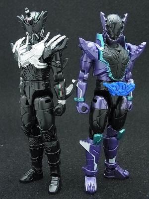 仮面ライダーローグ08