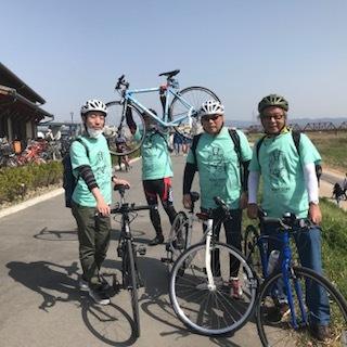 自転車全員集合