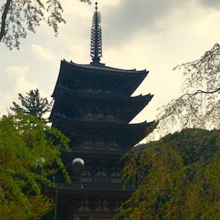 醍醐寺五重塔