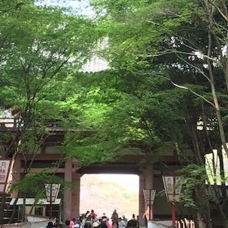 醍醐寺山門