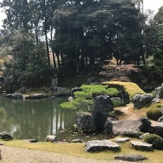 醍醐寺庭園