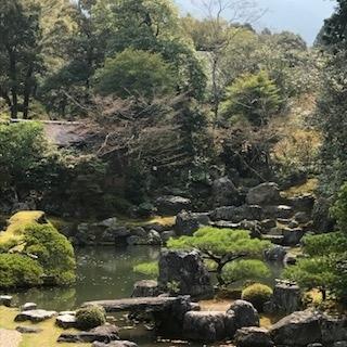 醍醐寺庭園2
