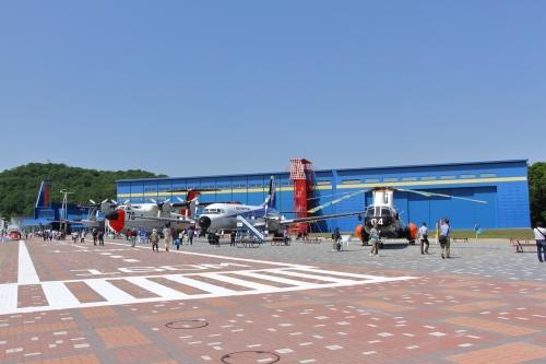 岐阜かかみがはら航空宇宙博物館 屋外展示機
