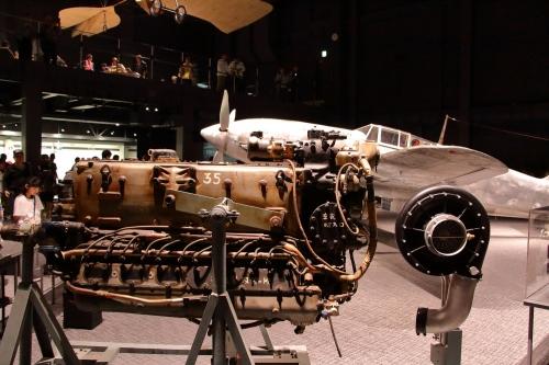 三式戦「飛燕」搭載液冷エンジン