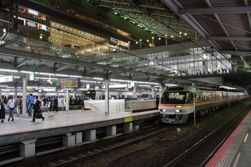 特急ひだ36号 大阪駅