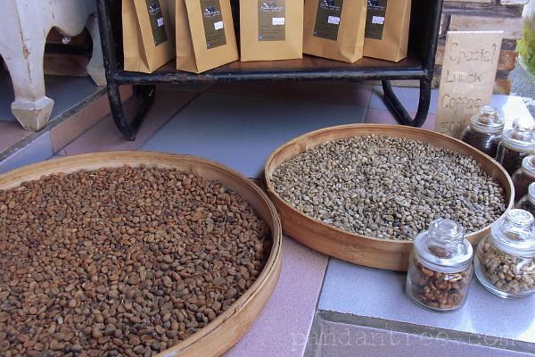 ウブドのコーヒーショップ2