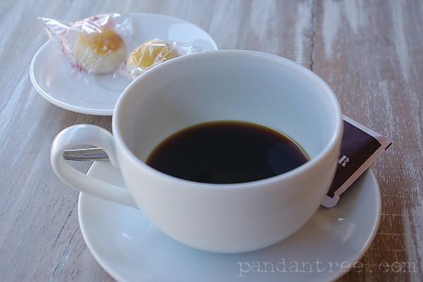 ウブドのコーヒーショップ5