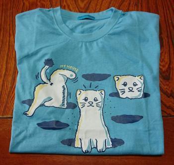 レスキューTシャツ 350