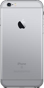 iPhone 6s Plus スペースグレイ