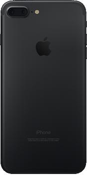 iPhone 7 Plus マットブラック