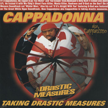 HH_CAPPADONNA_TAKING DRASTIC MEASURES_201804