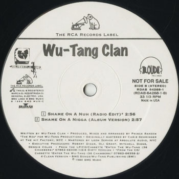 HH_WU-TANG CLAN_SHAME ON A NIGGA_201804