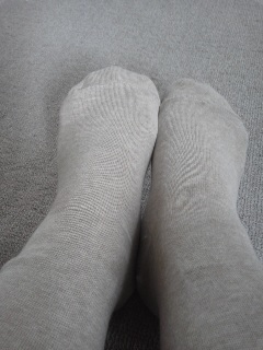 3冷え取り靴下180406_1543~01