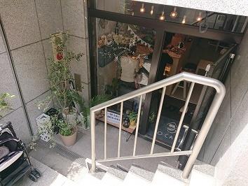2018422京町掘カフェ
