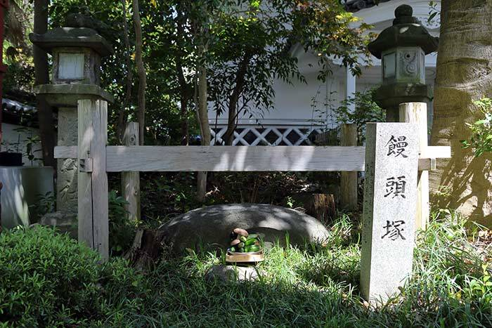 漢国神社 饅頭まつり1