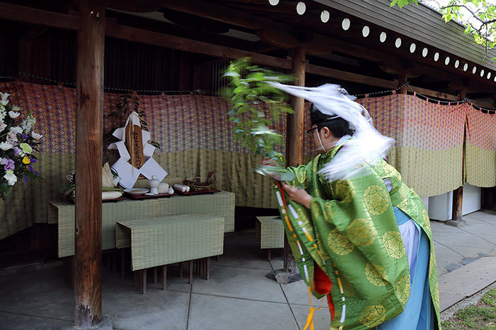 氷室神社 献氷祭3